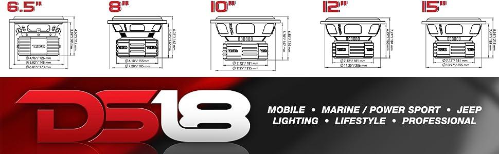 DS18 Brand