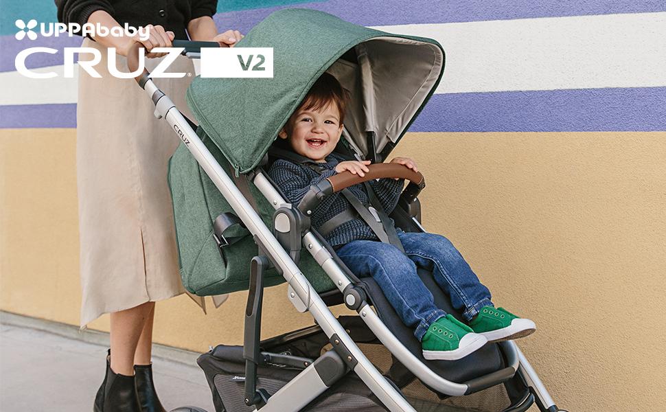 Amazon.com : UPPAbaby Cruz V2 Stroller