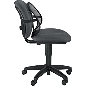 back support, back rest, backrest, fellowes, ergo, ergonomics