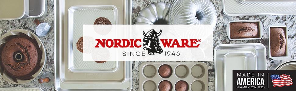 Nordic ware Baking Moule à gâteau