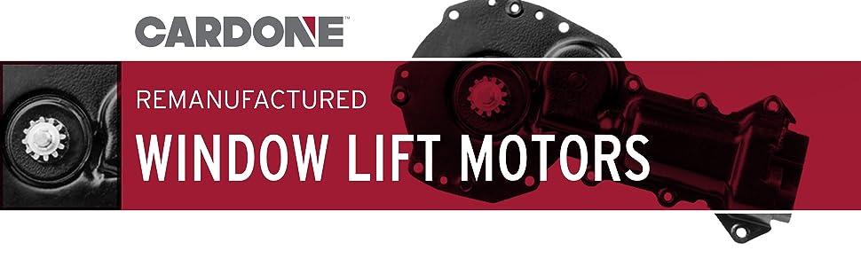Cardone Window lift motors