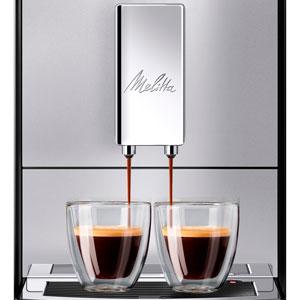 Melitta Cafetera Automática Purista F230-102 | Molinillo ...