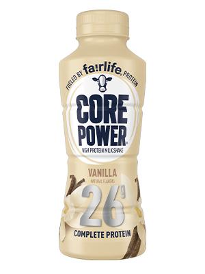 Core Power 26g Protein Vanilla Shake