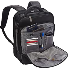 Computer bag, Laptop bag, Designer, Kenneth Cole, Reaction, backpack, professional backpack, bag,