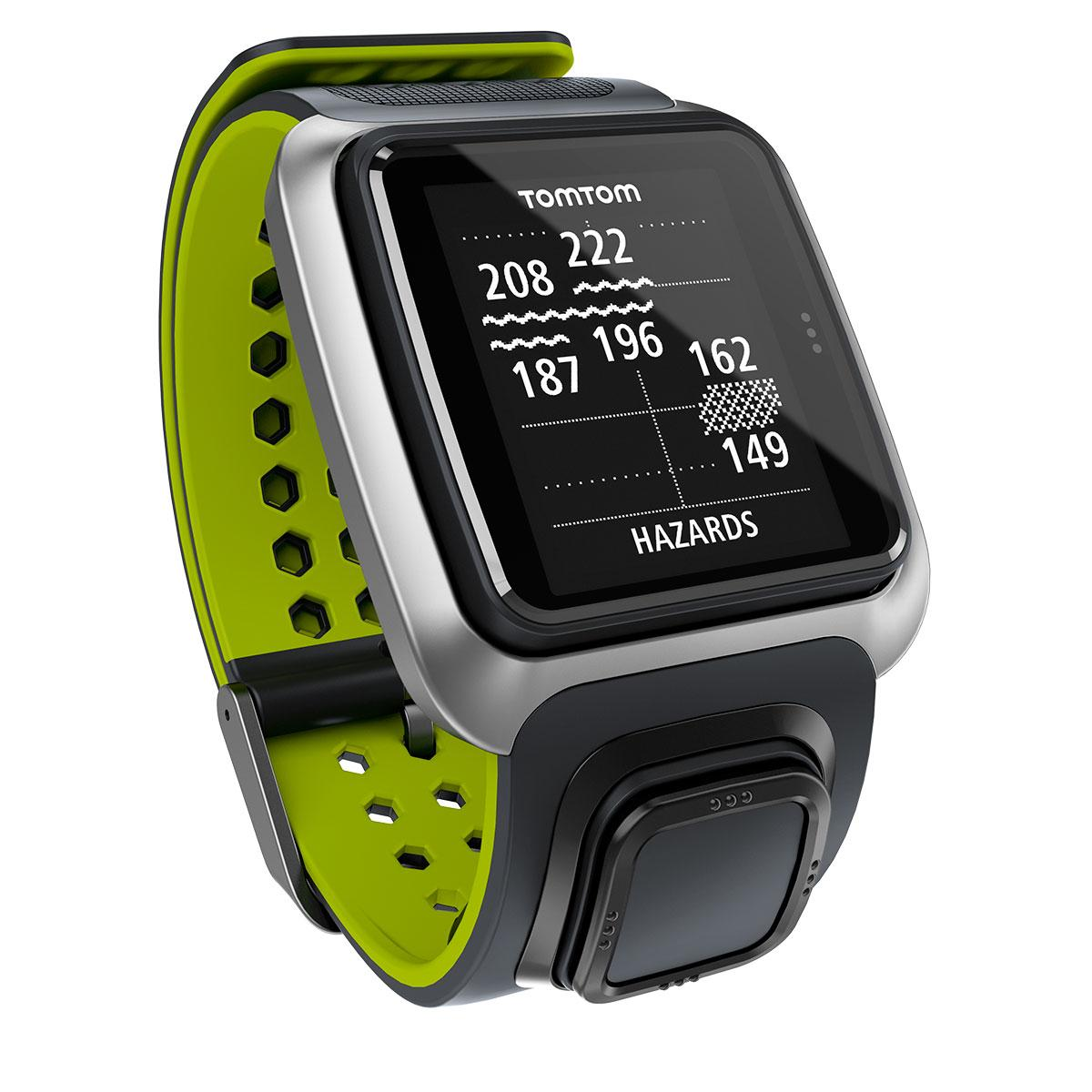 tomtom golfer gps watch white electronics. Black Bedroom Furniture Sets. Home Design Ideas