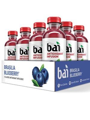 Brasilia Blueberry 12 Pack