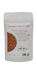 mojave the spice hut salt free spice blend pouch