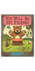 You Will Be My Friend by Peter Brown