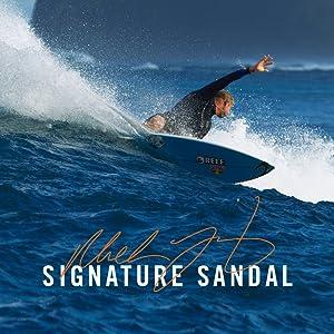 Fanning, Signature Sandal