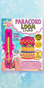 Just My Style: Paracord Loom