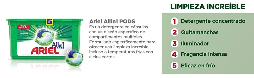 Ariel PODS