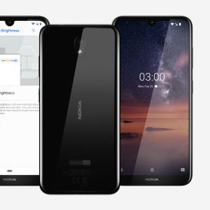 Nokia 3.2 hardware
