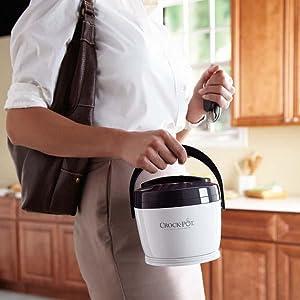 Amazon.com: Vasija para almuerzo calentadora de alimentos de ...