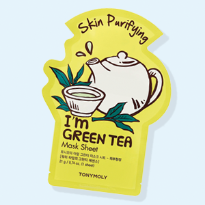 green tea sheet masks