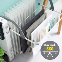 HOUZE - Wall Hanging Radiator Drying Airer (Large): 5 KG max weight load