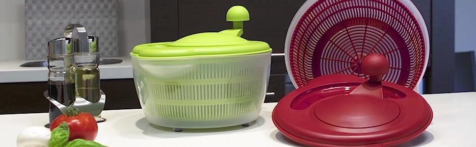 salad spinner lettuce dryer