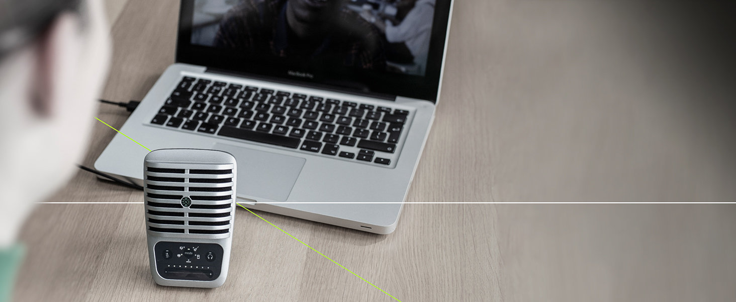 Shure MV51 Digital Large-Diaphragm Condenser Microphone