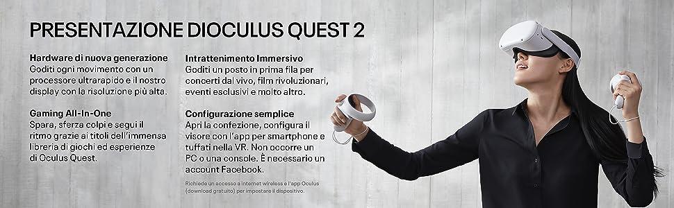 Quest 2 features