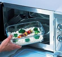 Del congelador al microondas sin manchar