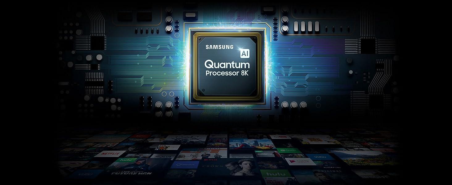 Quantum Processor 8K