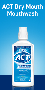 Act Dry Mouth Mouthwash