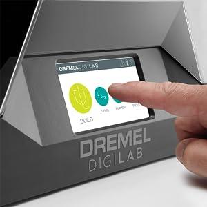 Dremel 3D45 - Impresora 3D Inalámbrica para Filamento PLA de 1.75 ...
