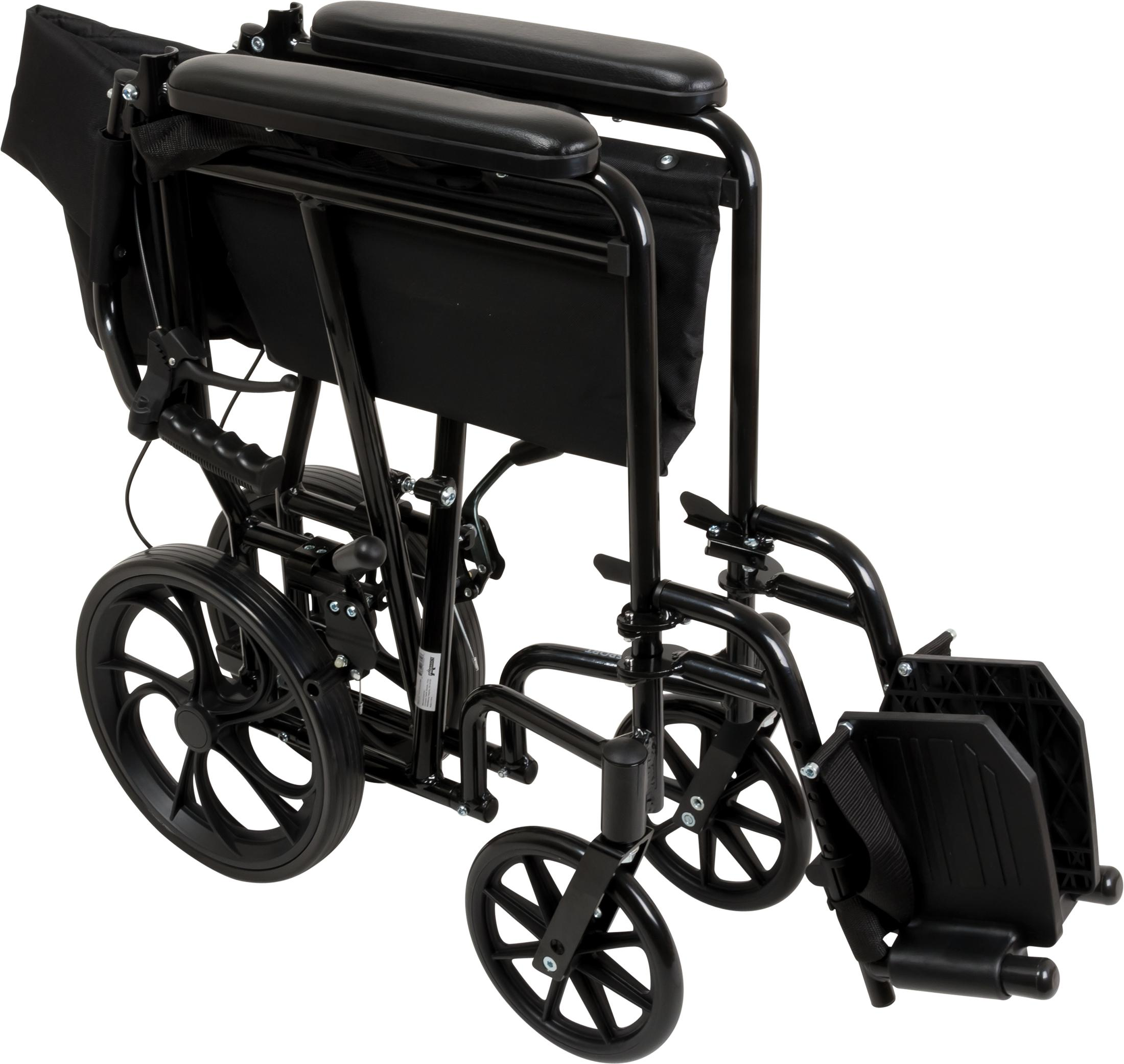 Roscoe Medical Probasics 19 Inch Transport Aluminum