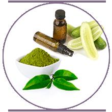 Green Tea Extract & Cucumber Extract