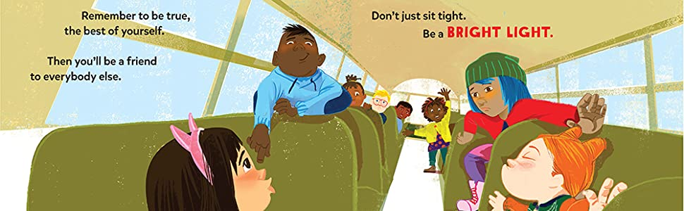 Anti Bullying Books for children middle grade young adult