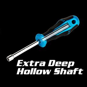 DEEP HOLLOW SHAFT !!!