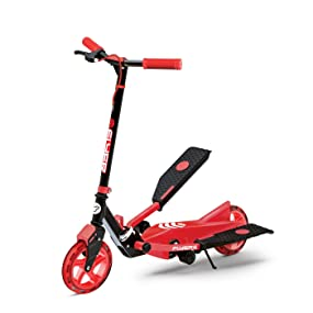 yvolution y flyer stepper scooter red