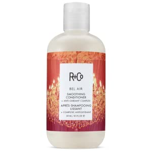 smoothing conditioner; anti-oxidant