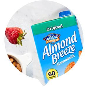Almond Breeze Dairy Free Almondmilk, Vanilla, 32 Fluid Ounce