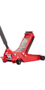 Torin BIG RED Hydraulic Low Profile Floor Jack
