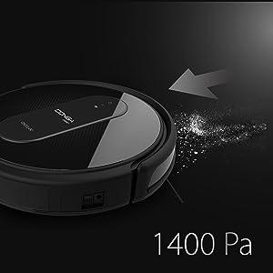 Cecotec Robot Aspirador Conga Serie 1590 Active. 1400Pa ...