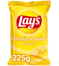 Lay's Patatje Joppie 225 gr.
