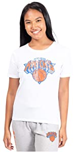 NBA Women's Super-Soft Mesh Jersey Racerback Tank Top stay-dry jogging, sports, exercise, lounging