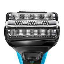 Braun 3010BT Series 3 Shave and Style 3-in-1 Electric Wet and Dry Shaver