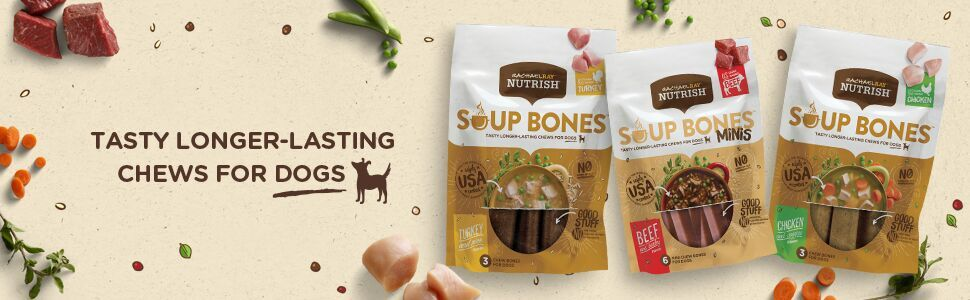 rachael ray rachel soup bones dog treats