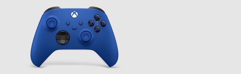 Shock Blue Controller