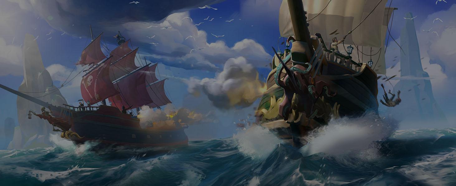 Gemeinsam Spielen Sea of Thieves