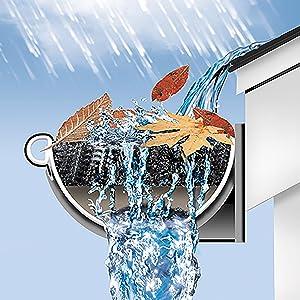 Gutterstuff Gsez K58box K Style Foam Gutter Filter Insert