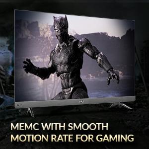 MEMC, Smooth Motion Rate, Game Mode