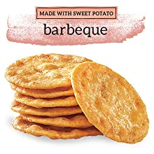 Good Thins Made With Sweet Potato Barbeque