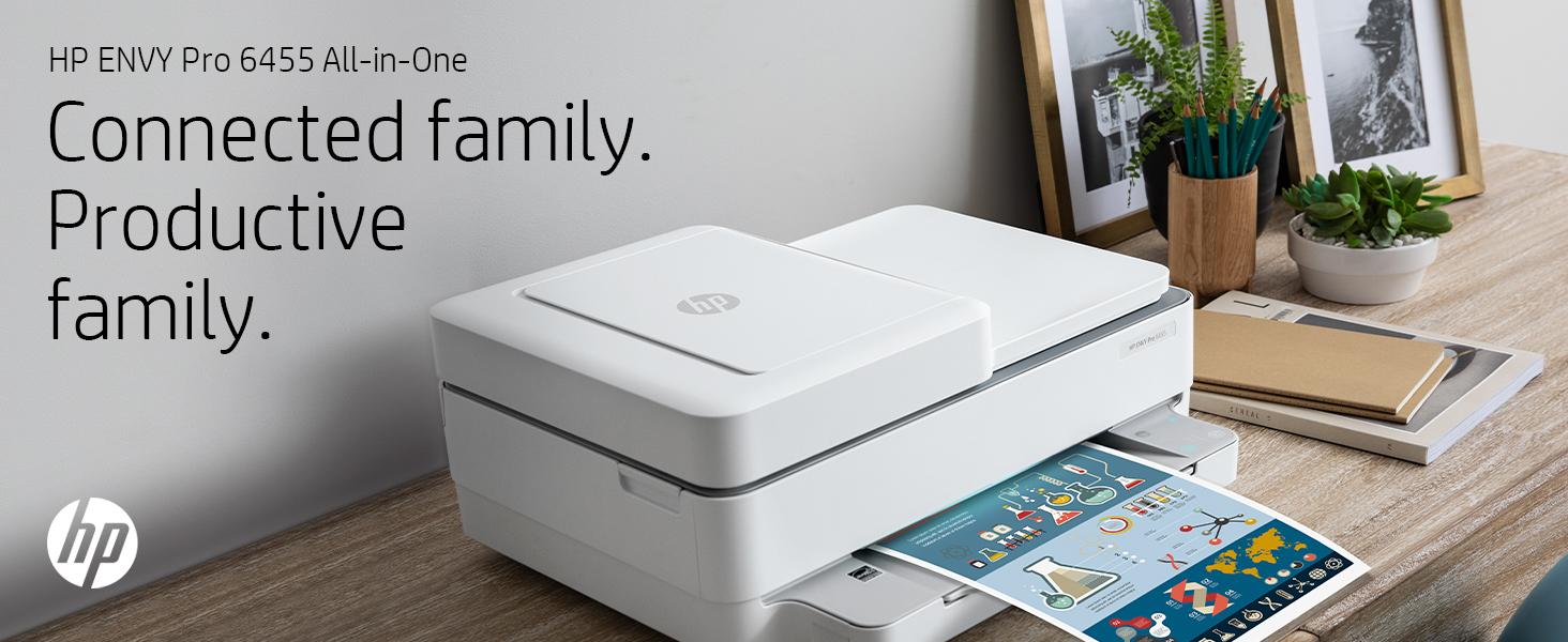 envy pro printer family connectivity productivity