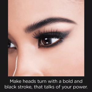 bold and black stroke