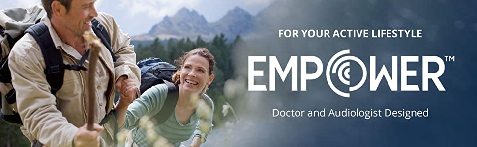doctor audiologist approved Empower Hearing Solutions