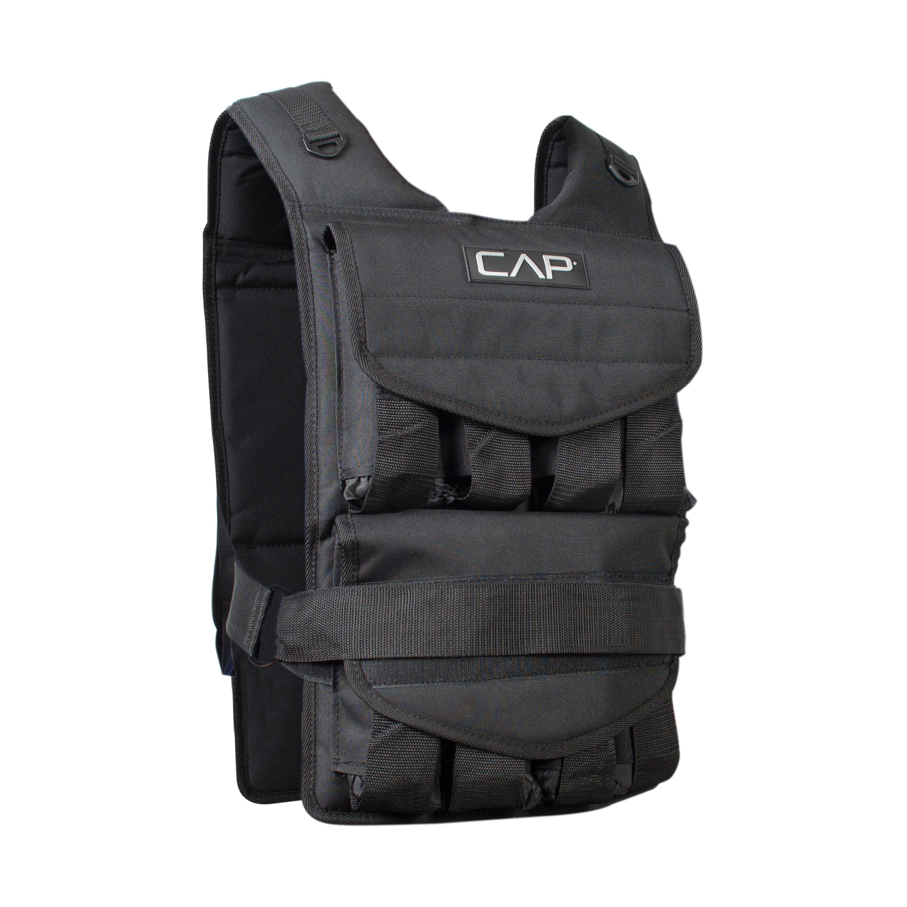 Discovering The Answers To Valuable Products Of Strength Training: Amazon.com : Cap Barbell Adjustable Weighted Vest : Sports