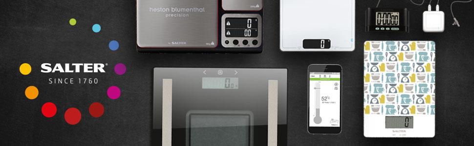 Salter Doctor's Style Mechanical Bathroom Scale