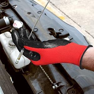 mechanics gloves, work gloves, nitrile gloves, mechanix gloves, disposable gloves, mens work gloves
